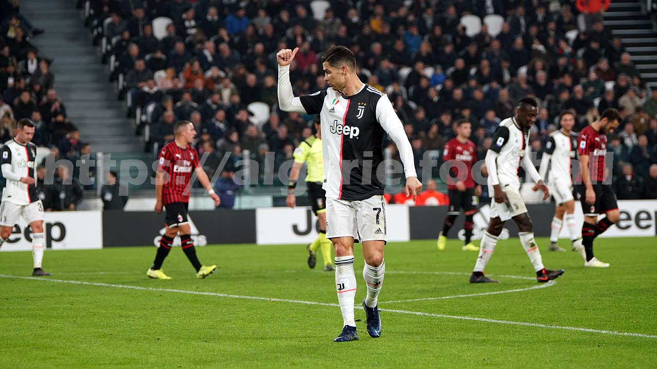 SERIE A : Juventus 3 – Inter Milan 2