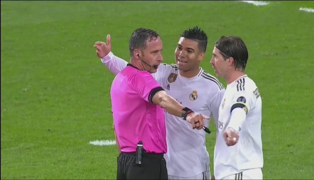 Espagne : Real Madrid 2 – FC Seville 1