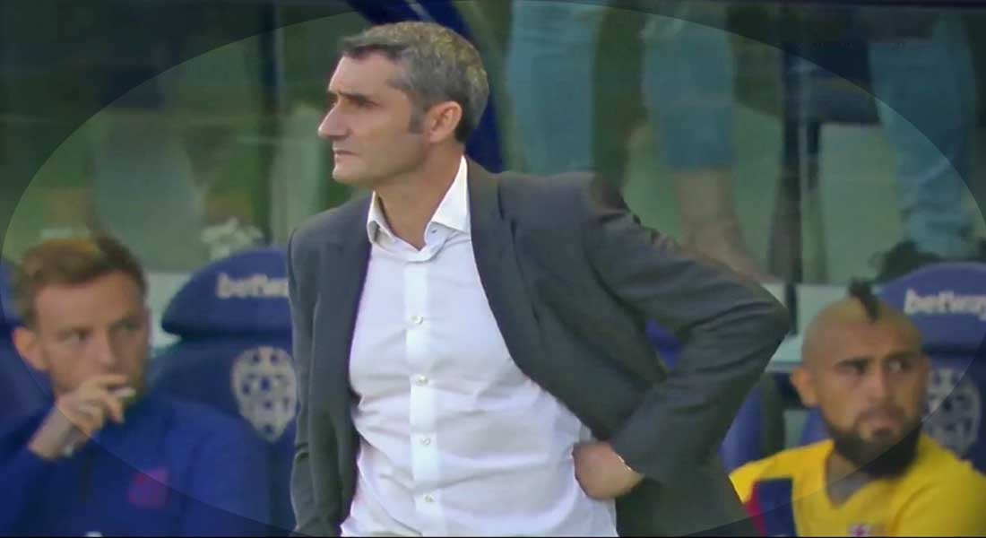 Liga : Levante 3 – FC Barcelone 1