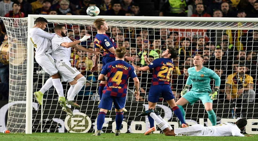 Liga : Real Madrid 0 – Cadix 1 et Getafe 1 – FC Barcelone 0