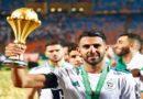 Riyad Mahrez dans le top 10 du classement du ballon d'or France-Football 2019