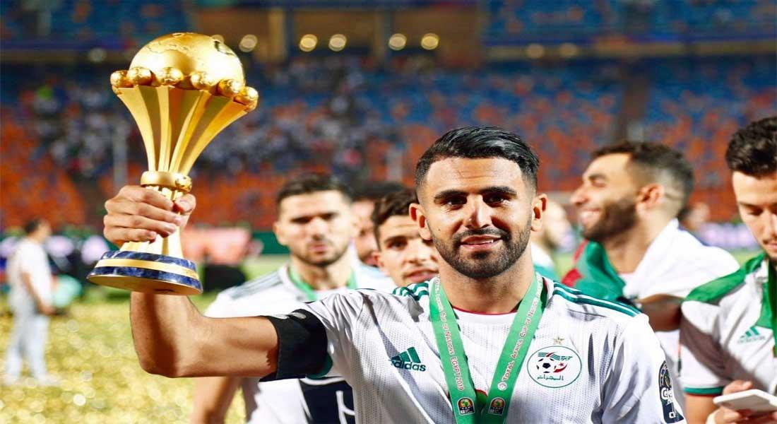 Mahrez CAN 2019