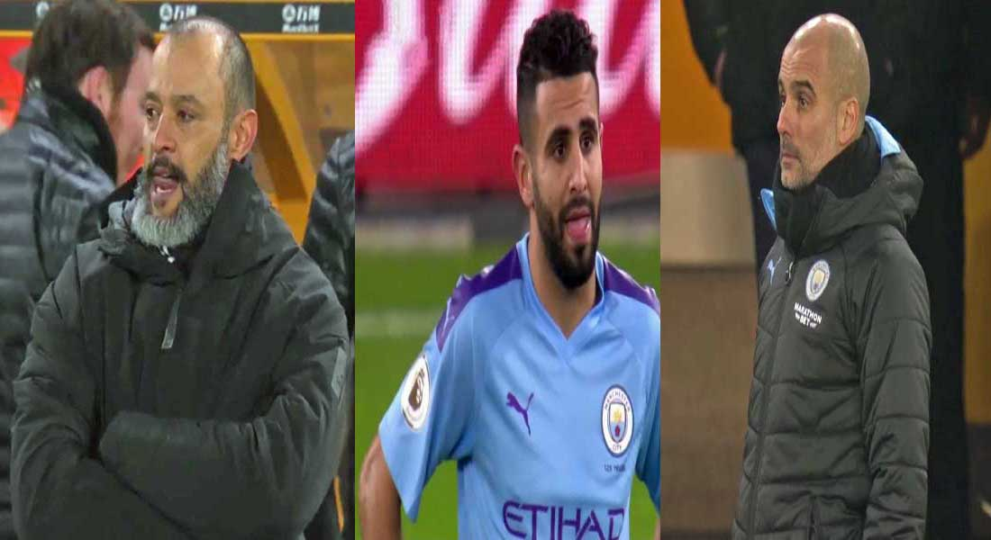 Angleterre : Wolves 3 – Manchester City 2