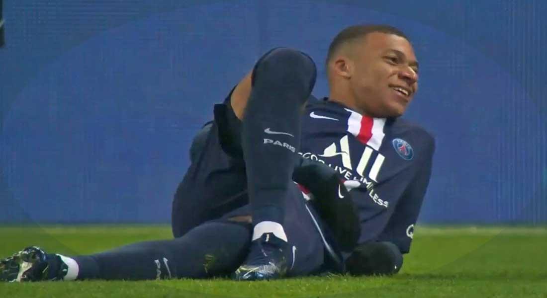 France : PSG 2 – Nantes 0