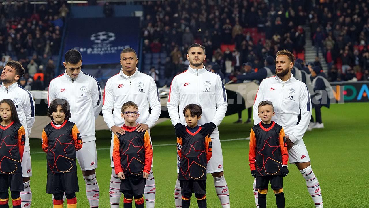 France : PSG 4 – Amiens 1