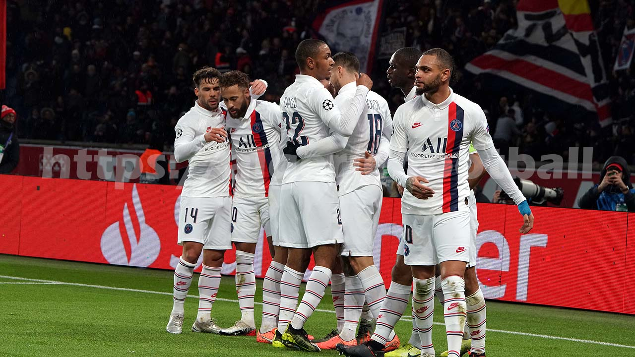Demi-finale coupe de France : Lyon 1 – PSG 5