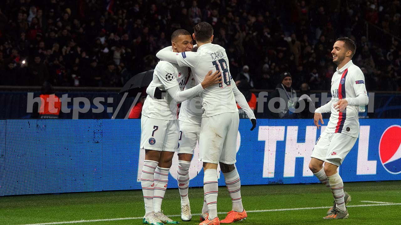 France : Paris SG 2 – Bordeaux 2