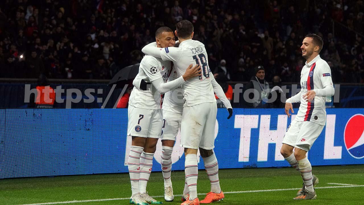 France : Paris SG 2 – Bordeaux 2