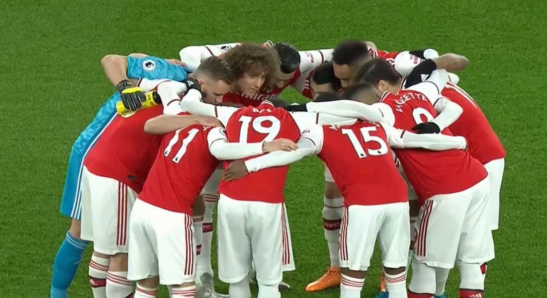 Premier League : Arsenal – Tottenham (2-1)