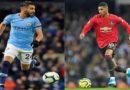 Demi finale aller Carabao Cup : Manchester United 1 – Manchester City 3, Riyad Mahrez buteur, vidéo