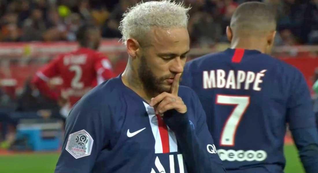 France : Monaco 1 – PSG 4