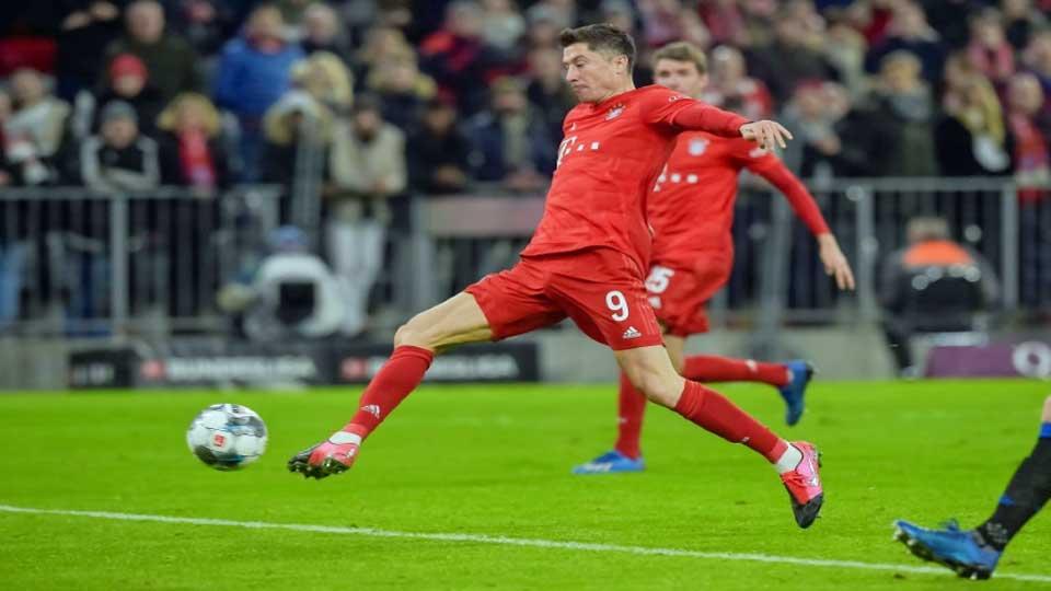 LDC : Lyon 0 – Bayern Munich 3