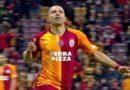 Sofiane Feghouli porte Galatasaray avec un joli doublé contre Kayserispor , vidéo