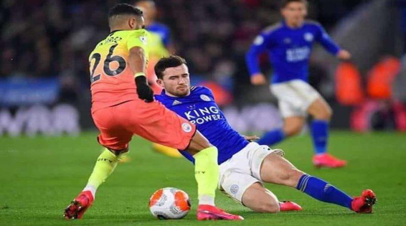 Manchester City s'impose 1-0 sur le terrain de Leicester City , Mahrez passeur décisif, vidéo