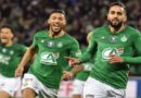 Vidéo : Riyad Boudebouz inscrit un but face à Rennes, qui envoie l'ASSE en finale de coupe de France