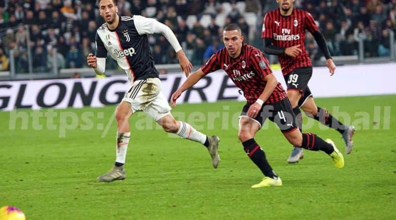 L'AC Milan veut garder Ismaël Bennacer