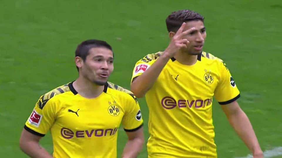 Bundesliga  : BVB Dordtmund 4 – Schalke04 0