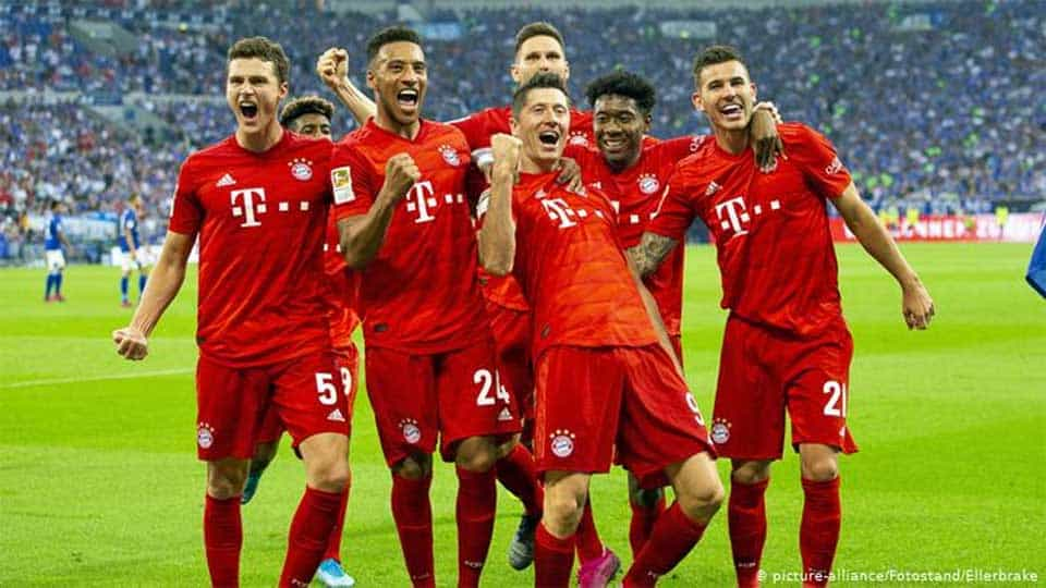 C1 – FC Barcelone 2 –  Bayern Munich 8