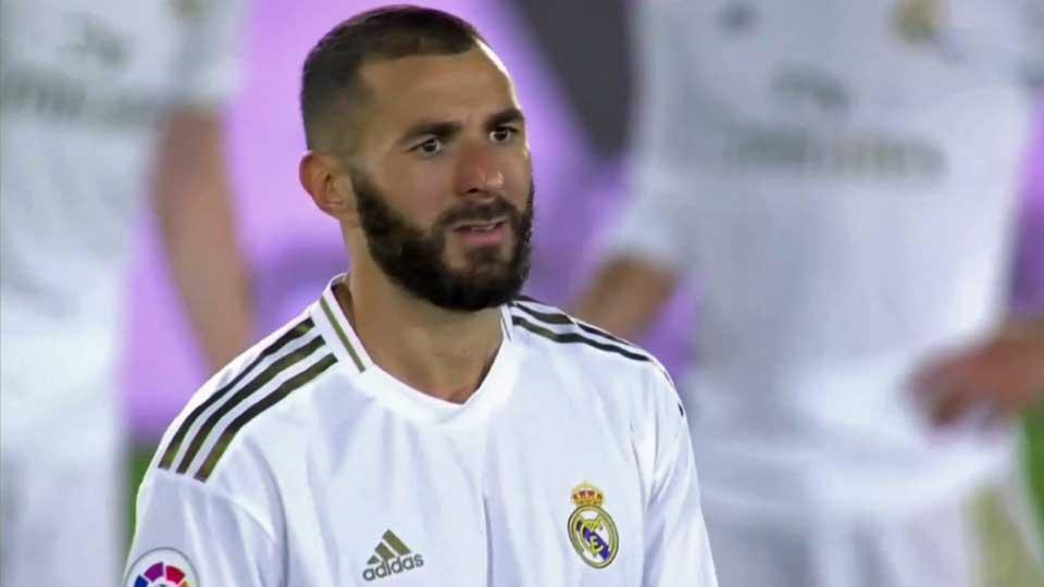 Espagne :  Real Madrid 3 – FC Valence 0