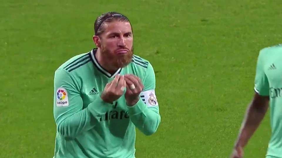 Liga  : Real Sociedad 1 – Real Madrid 2