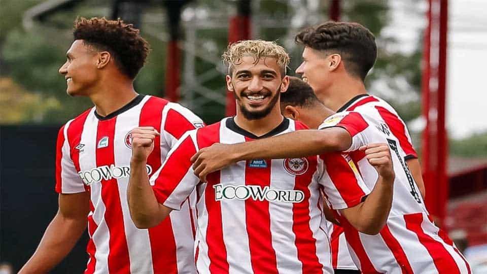 Le doublé de Saïd Benrahma face à Derby County