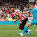 West Ham : Saïd Benrahma passeur décisif face à Fulham   ( vidéo)