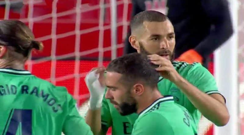"""Vidéo Liga : Grenade 1 – Real Madrid 2, Les """"Merengue"""" sont à une victoire du bonheur"""