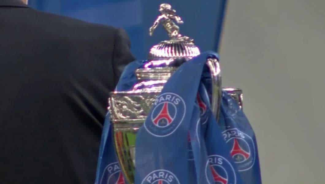 Finale Coupe de France : PSG 1 – ASSE 0
