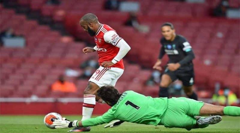 Vidéo Premier League : Arsenal – Liverpool (2-1), Les Reds ratent la barre des 100 points