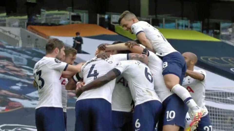 PL : Tottenham 3 – Leeds United 0