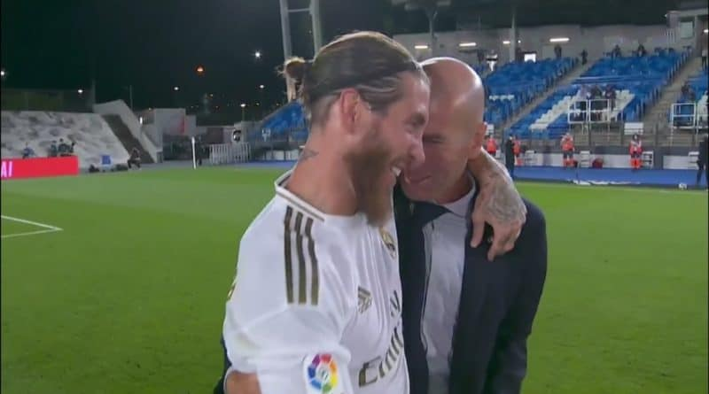 Vidéo  Liga : Le Real Madrid s'offre son 34 e titre de la Liga après sa victoire 2-1 face au Villarreal