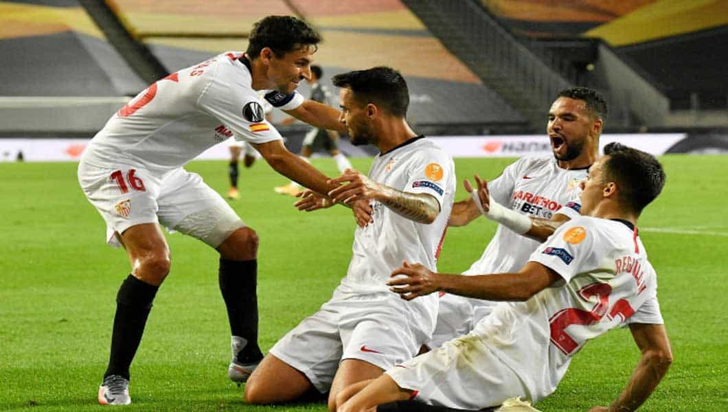 Ligue Europa : FC Seville 3 – Inter Milan 2