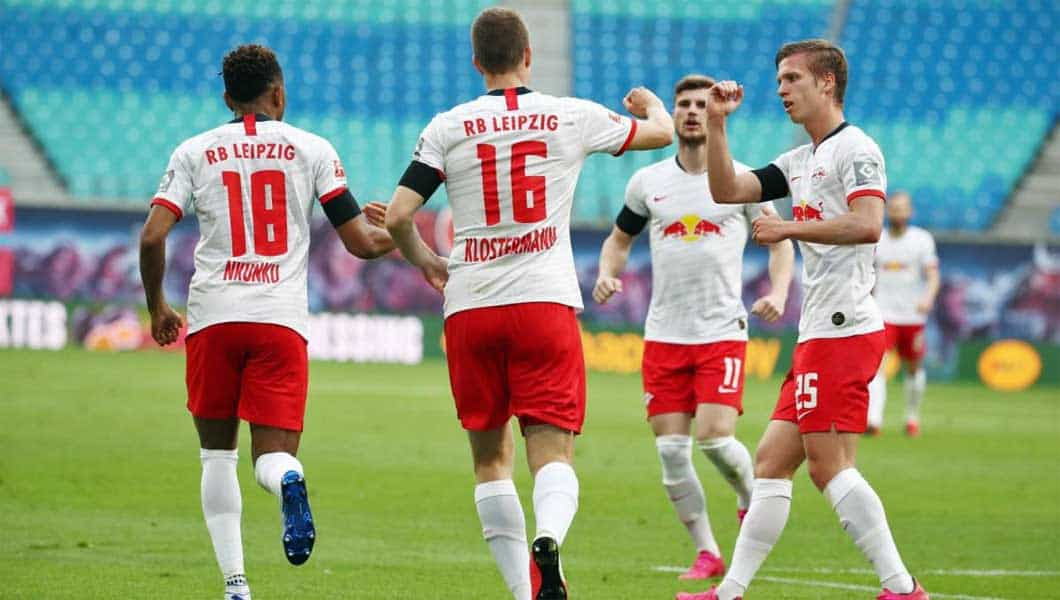 C1 : Leipzig 2 – Atlético 1