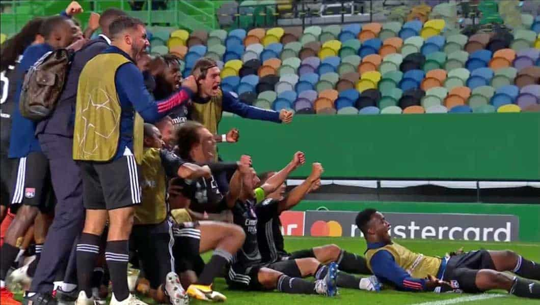 Ligue des Champions UEFA : Manchester City 1 – Lyon 3
