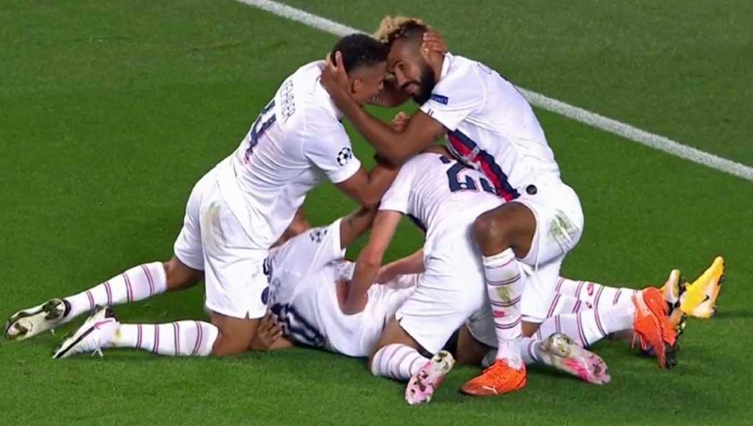 Ligue des champions : Atalanta 1- PSG 2