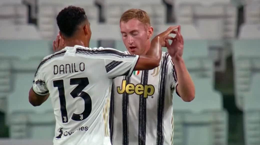 Serie A : Juventus 3 – Sampdoria 0