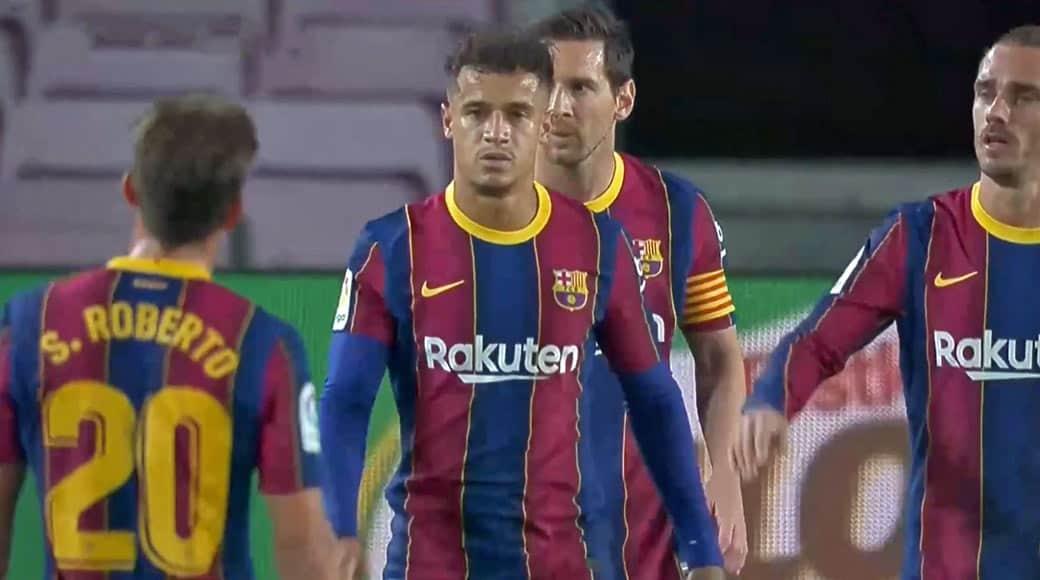 C1 : FC Barcelone 5 – FERENCVAROS 1