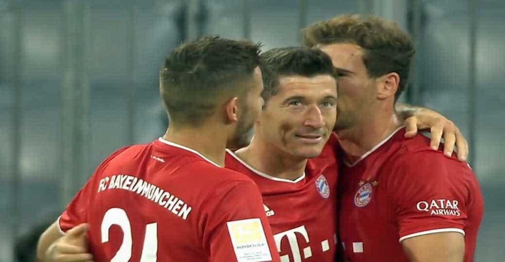 Allemagne : Bayern Munich 8 – Schalke 0
