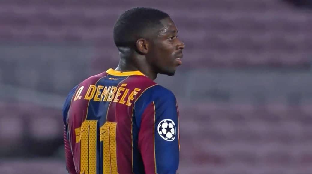 Liga : FC Barcelone 1 – Eibar 1