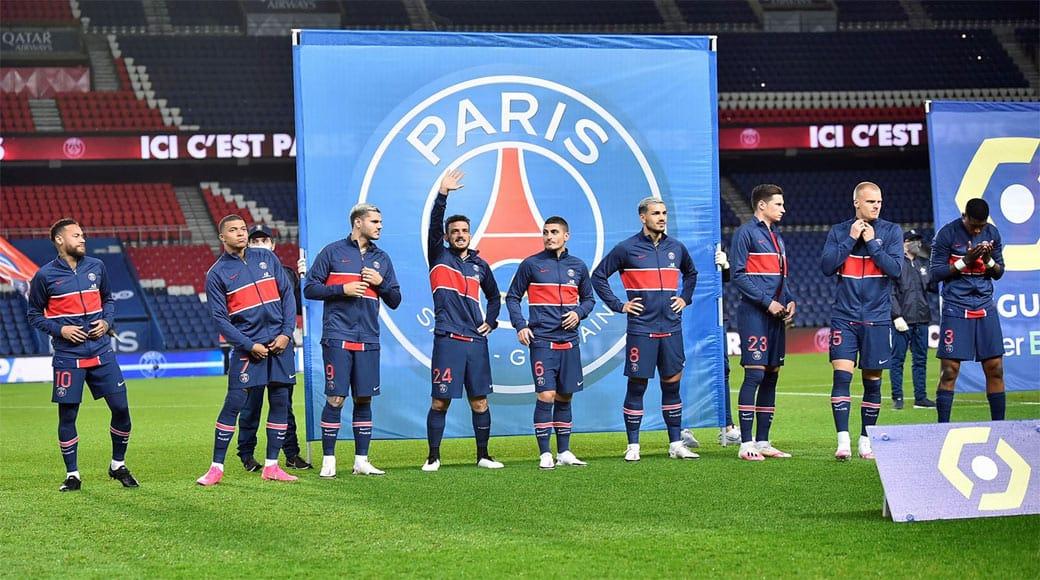 France  : PSG – Angers (2-1) – Vidéo