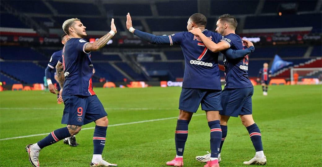 France : Reims – PSG (0-2) – vidéo