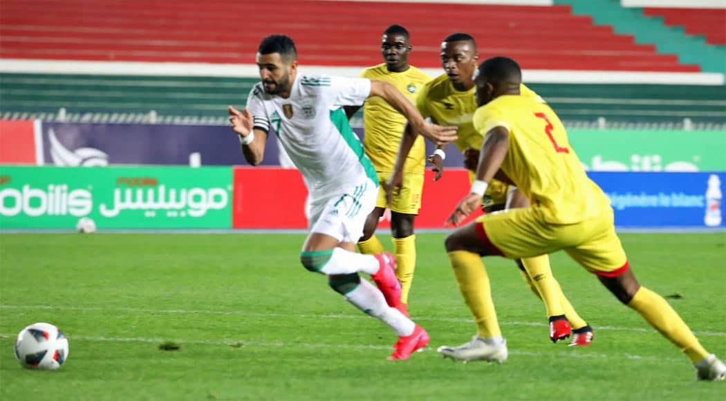 Eliminatoires CAN 2021 : Zimbabwé 2 – Algérie 2