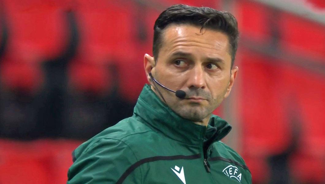 La vidéo de l'incident raciste du match PSG – Basaksehir