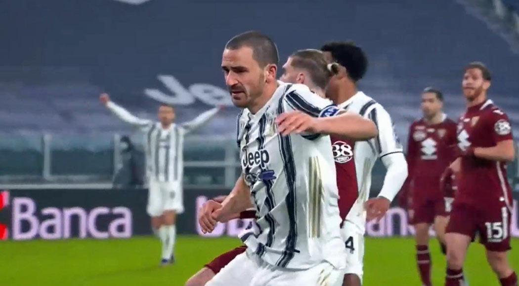SERIE A : Juventus 2 – Torino 1