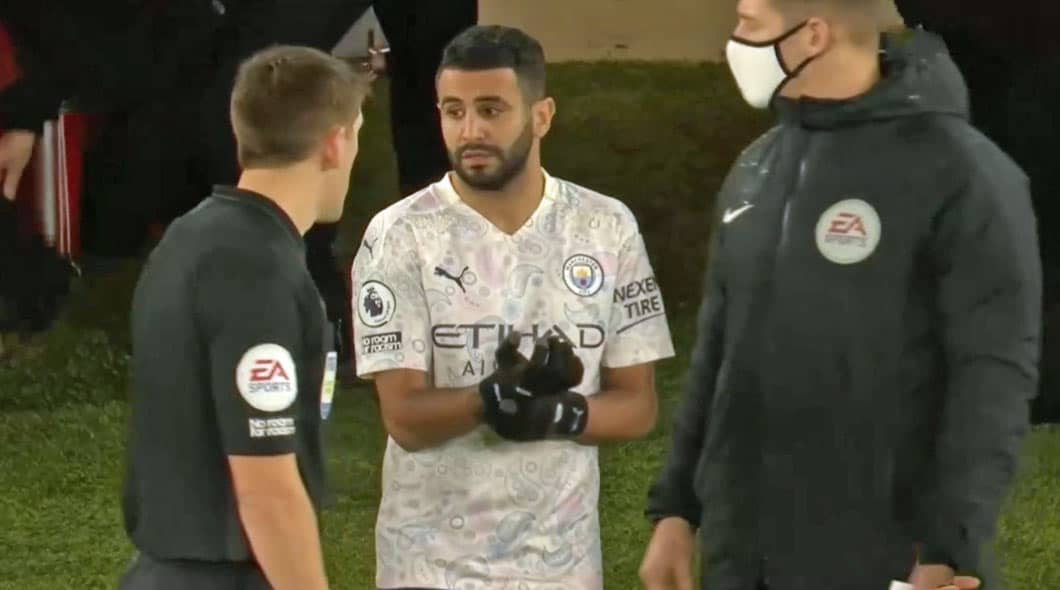 Le but de Mahrez face à Everton