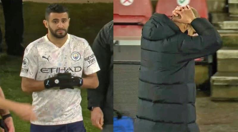 Guardiola Mahrez
