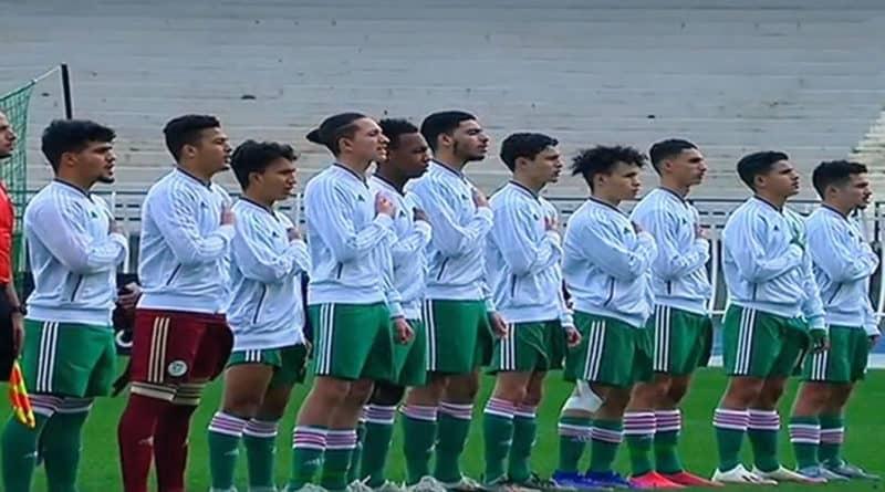 Algérie U17