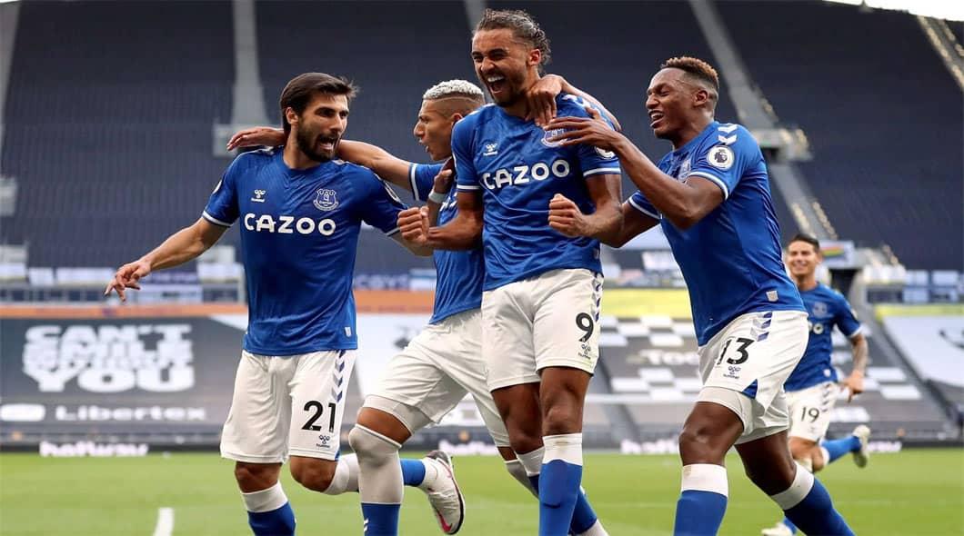 Angleterre : Liverpool 0 – Everton 2