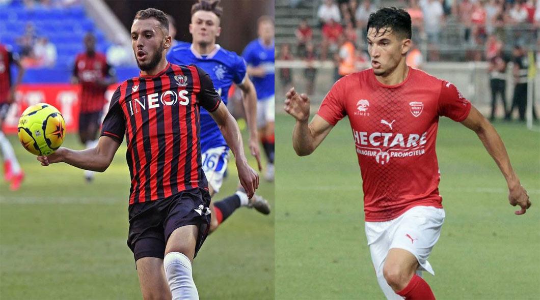 Le but de Ferhat face à Monaco et de Gouiri face à Angers