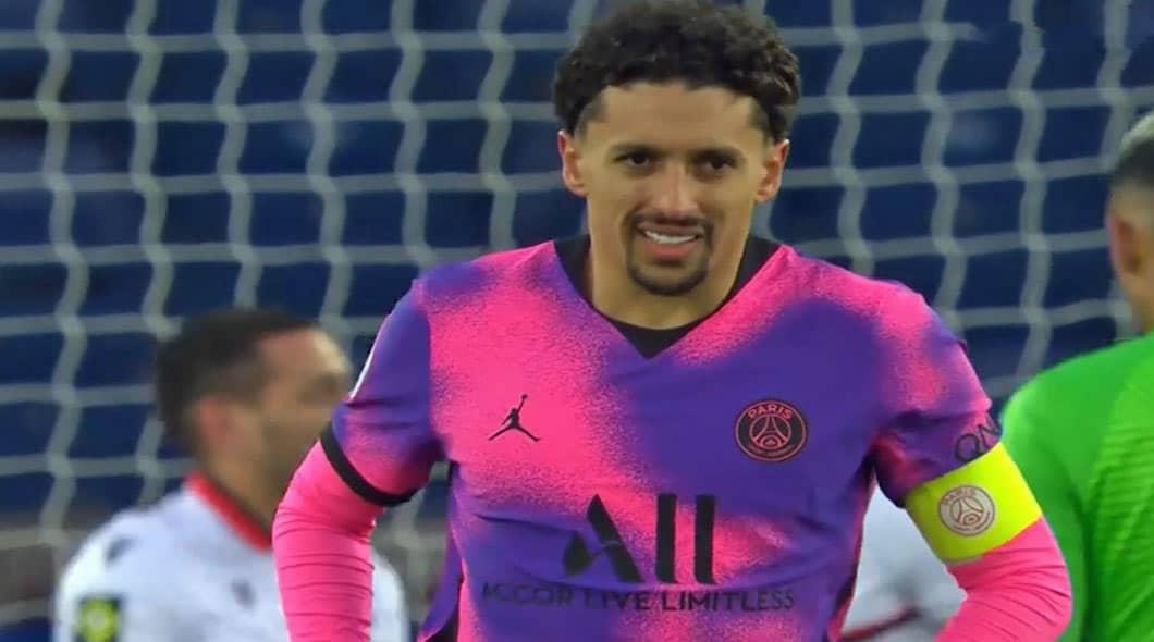 Ligue 1 France : PSG 2 – Nice 1